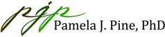Dr. Pamela J. Pine Logo